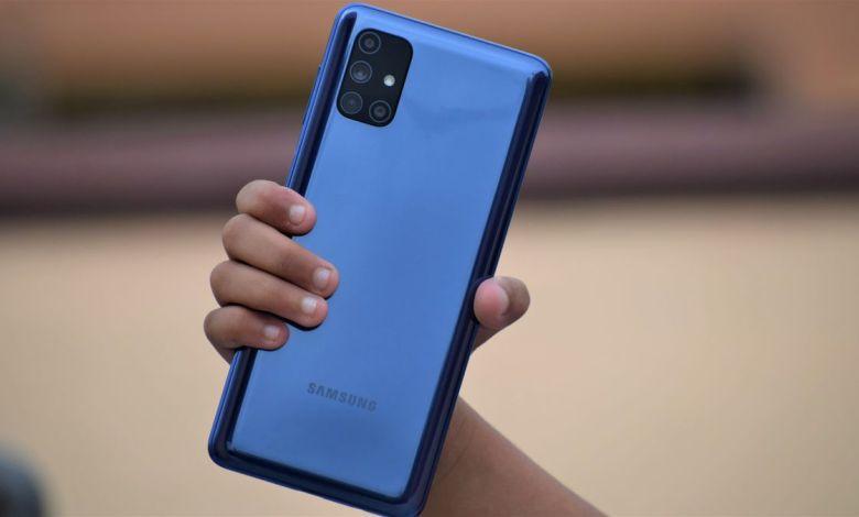 Mengenal Samsung Galaxy M62 Baterai Jumbo 7