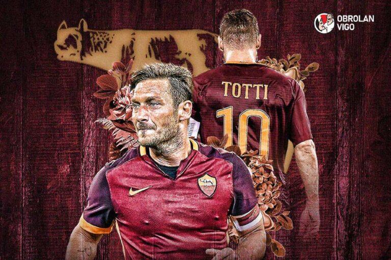 AS Roma: Montella dan Totti Beda Julukan 1