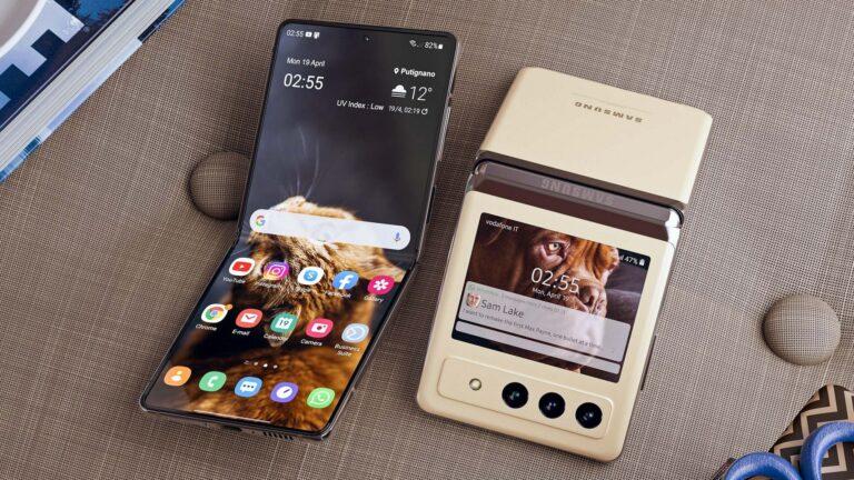 Mengenal Samsung Galaxy Z Fold3 dan Z Flip3 1