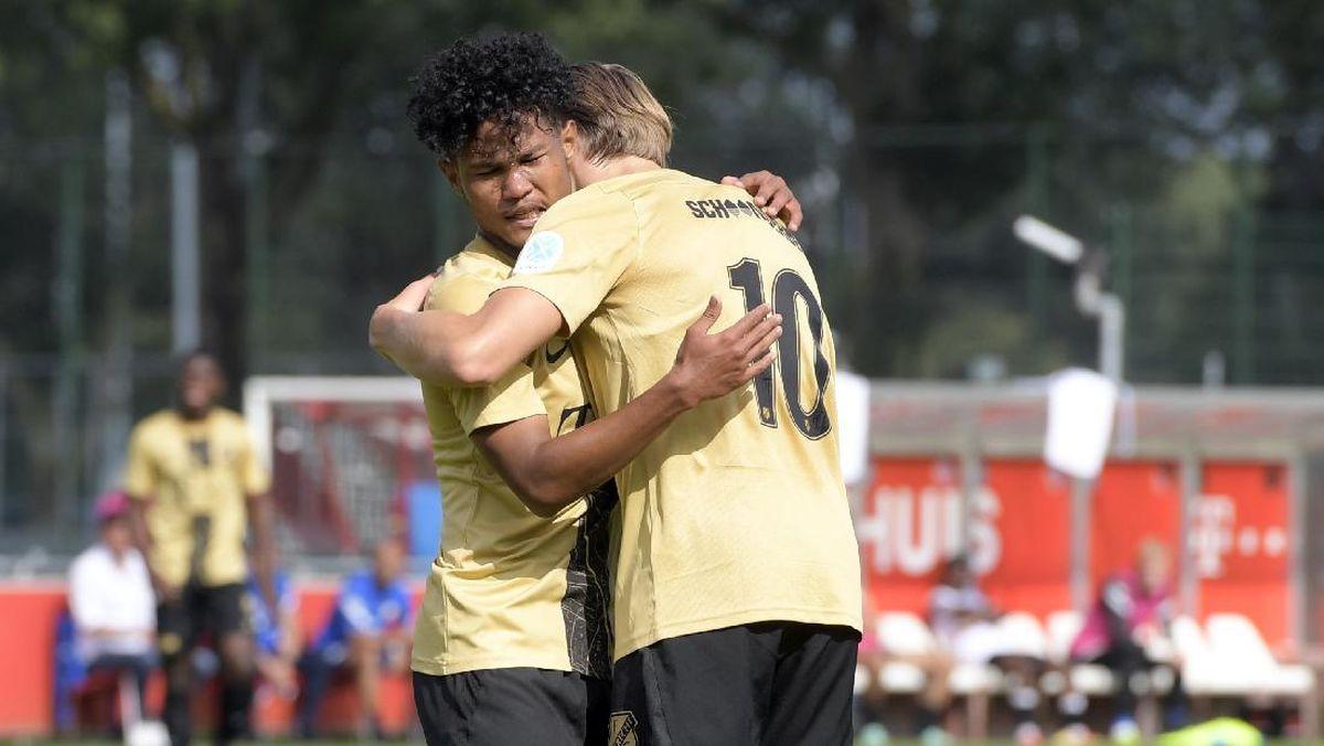 Debut Pemain Kelahiran Magelang di Jong Utrecht 3