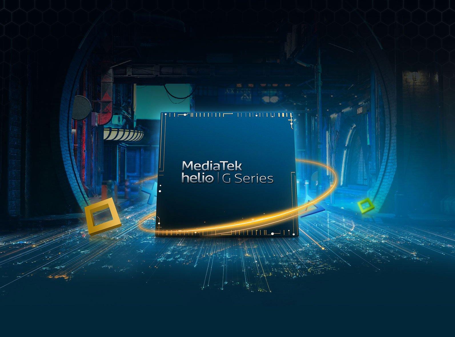 Mediatek Helio G series