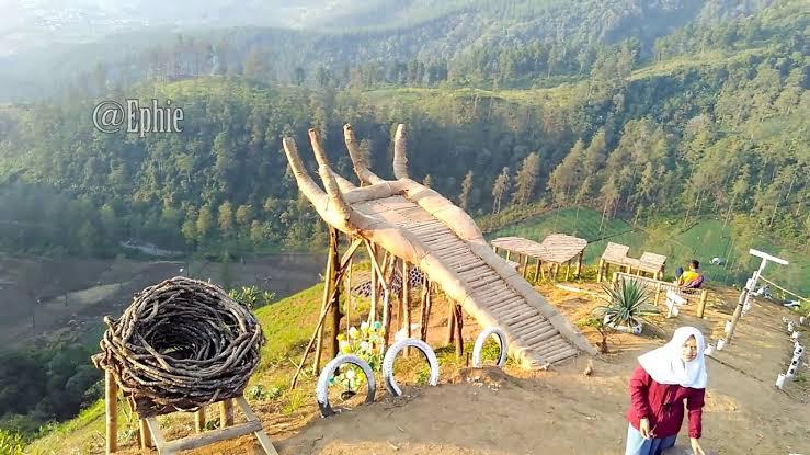Tempat Wisata Alam Tersejuk di Brebes 3