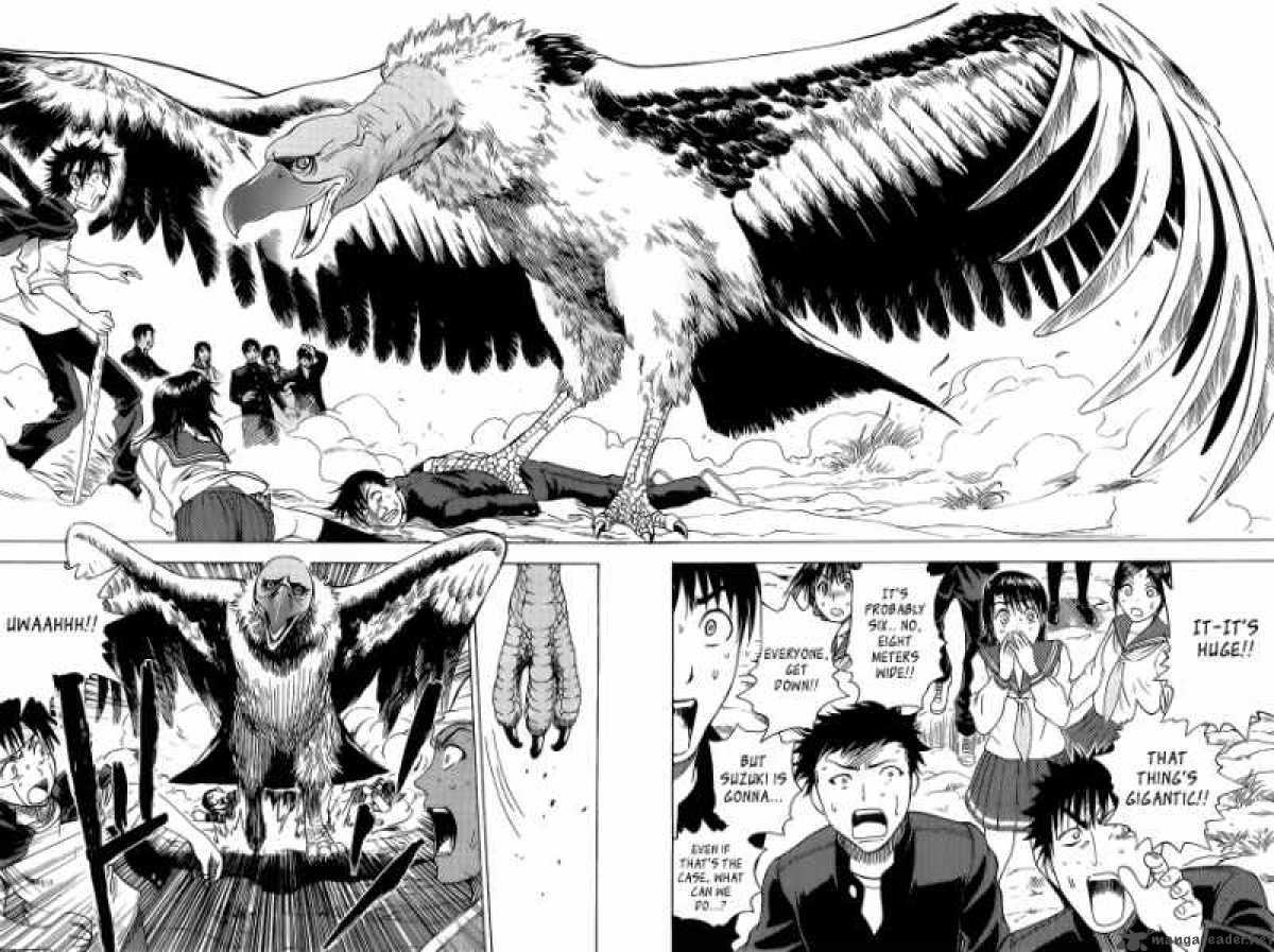 5 Rekomendasi Survival Manga dengan Alur Cerita yang Menegangkan 6