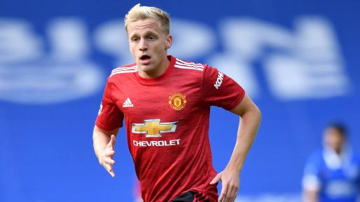 Manchester United mendatangkan Van de Beek pada bursa transfer musim panas 2020