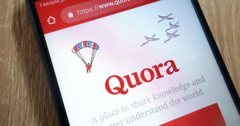 Quora: Aplikasi Menarik untuk pembaca 1