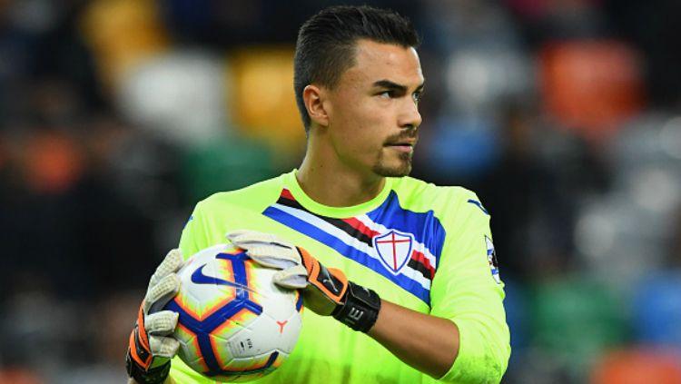 Kisah Penjaga Gawang Sampdoria Yang Gagal Bela Timnas Indonesia 5