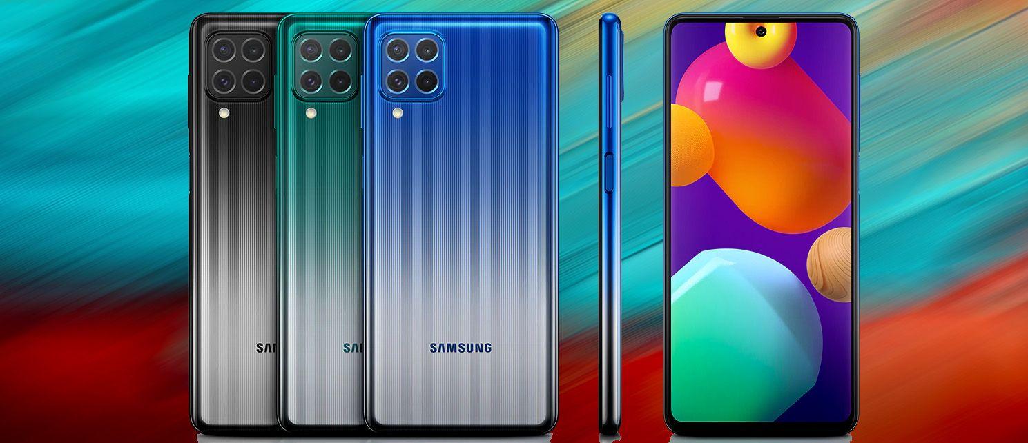 Mengenal Samsung Galaxy M62 Baterai Jumbo 3