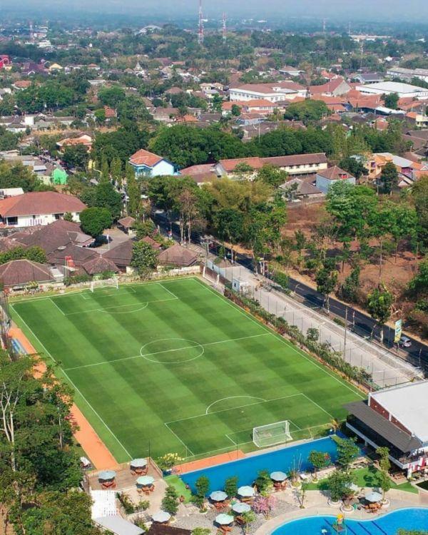 Intip Lapangan Standar Eropa, Lestarindo Soccer Field Boyolali 3