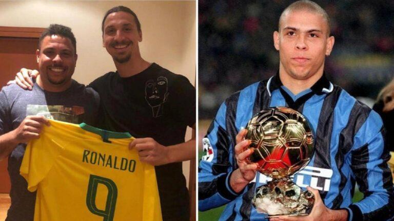 Zlatan Ibrahimovic: Blak-blak an Soal Ronaldo Luis Nazario de Lima 1