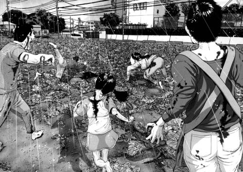 5 Rekomendasi Survival Manga dengan Alur Cerita yang Menegangkan 7