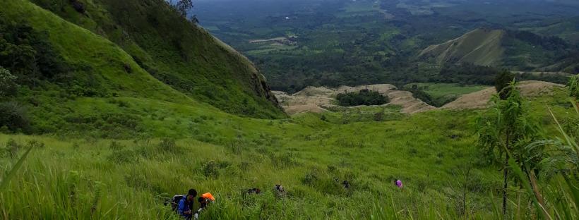 7 Gunung Jawa dengan Sabana Indah 5