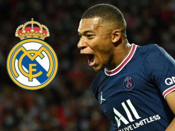 Kylian Mbappe Bertahan di PSG Meskipun Real Madrid Bersedia Membayar £197 Juta 10