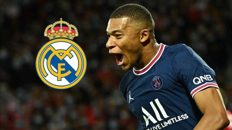 Kylian Mbappe Bertahan di PSG Meskipun Real Madrid Bersedia Membayar £197 Juta 1