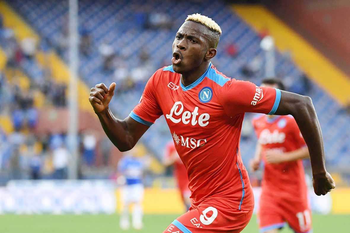Napoli Catat Kemenangan Sempurna 3