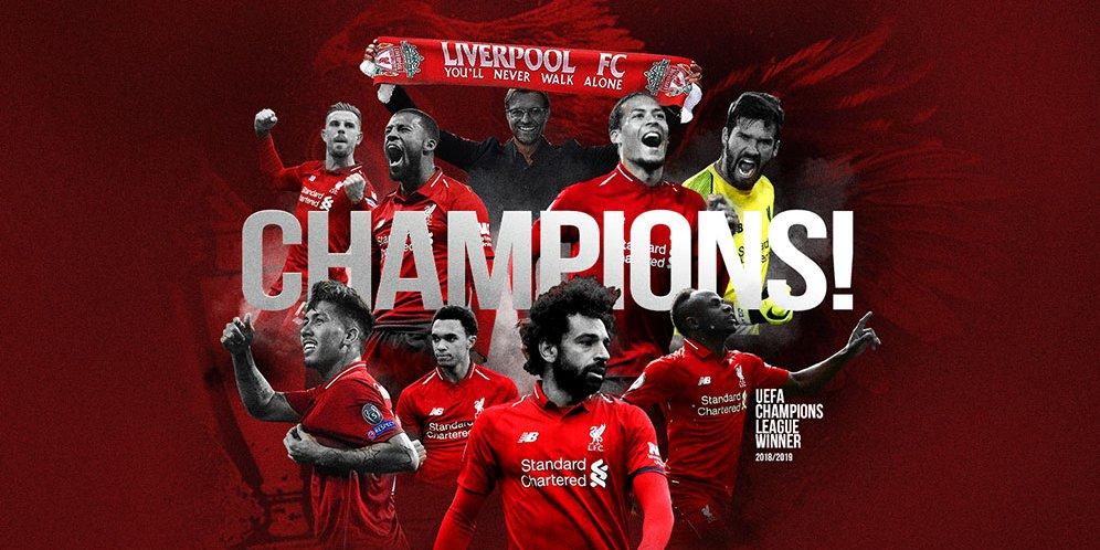 4 Klub Yang Tidak Dijagokan Juara, Malah Juara Liga Champions 4
