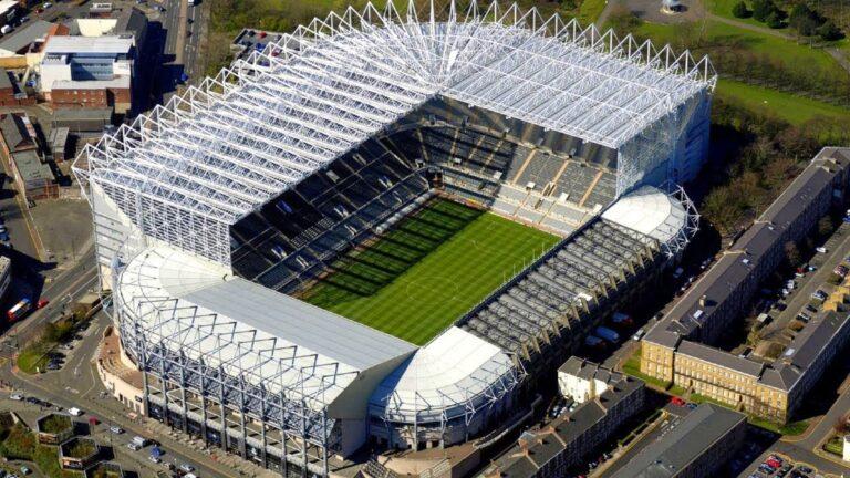 Intip Kemegahan Stadion St. James Park, Rahasia Dibalik Keuntungan Newcastle United 1