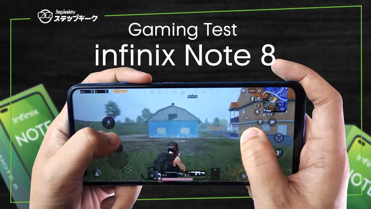 Intip Spesifikasi Infinix Note 8 5