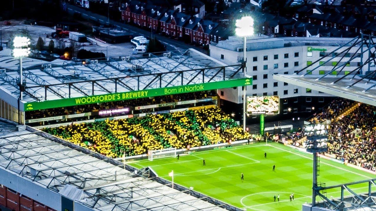 Carrow Road, Markas Norwich City Yang Dibangun Dalam Waktu 82 Hari 5