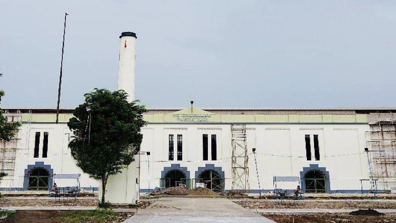 Kompleks Sejarah Pabrik Gula Gondang Winangoen Klaten 4