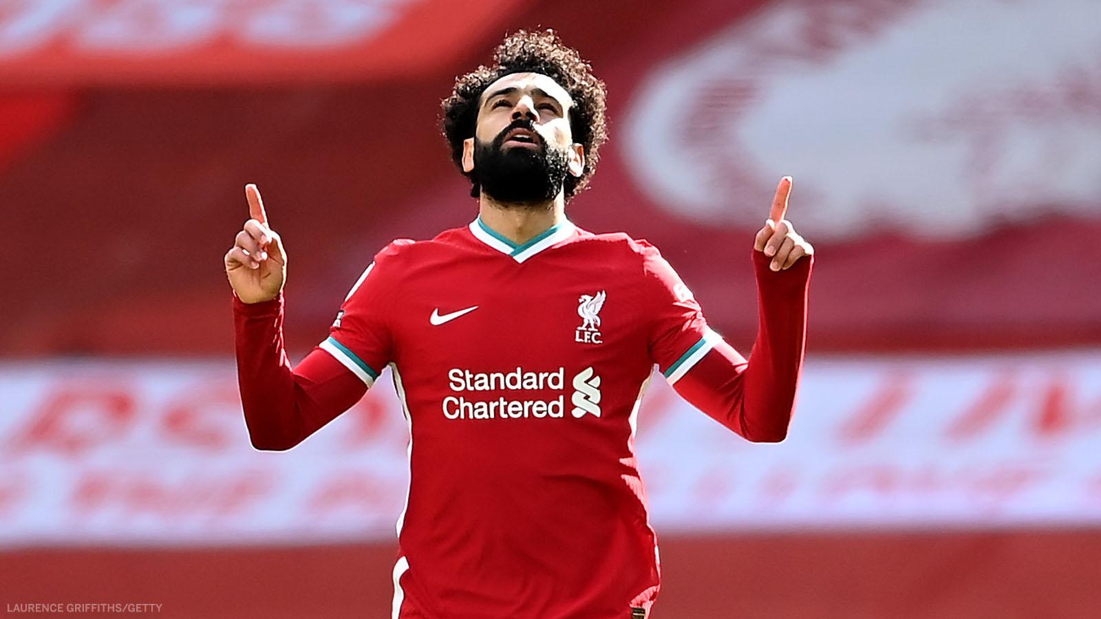 Mohamed Salah Bikin Selebrasi Kontroversi 4