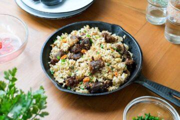 Cara Membuat Nasi Goreng ala Rumahan yang Mantul 11