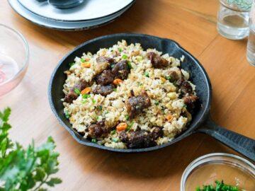 Cara Membuat Nasi Goreng ala Rumahan yang Mantul 6