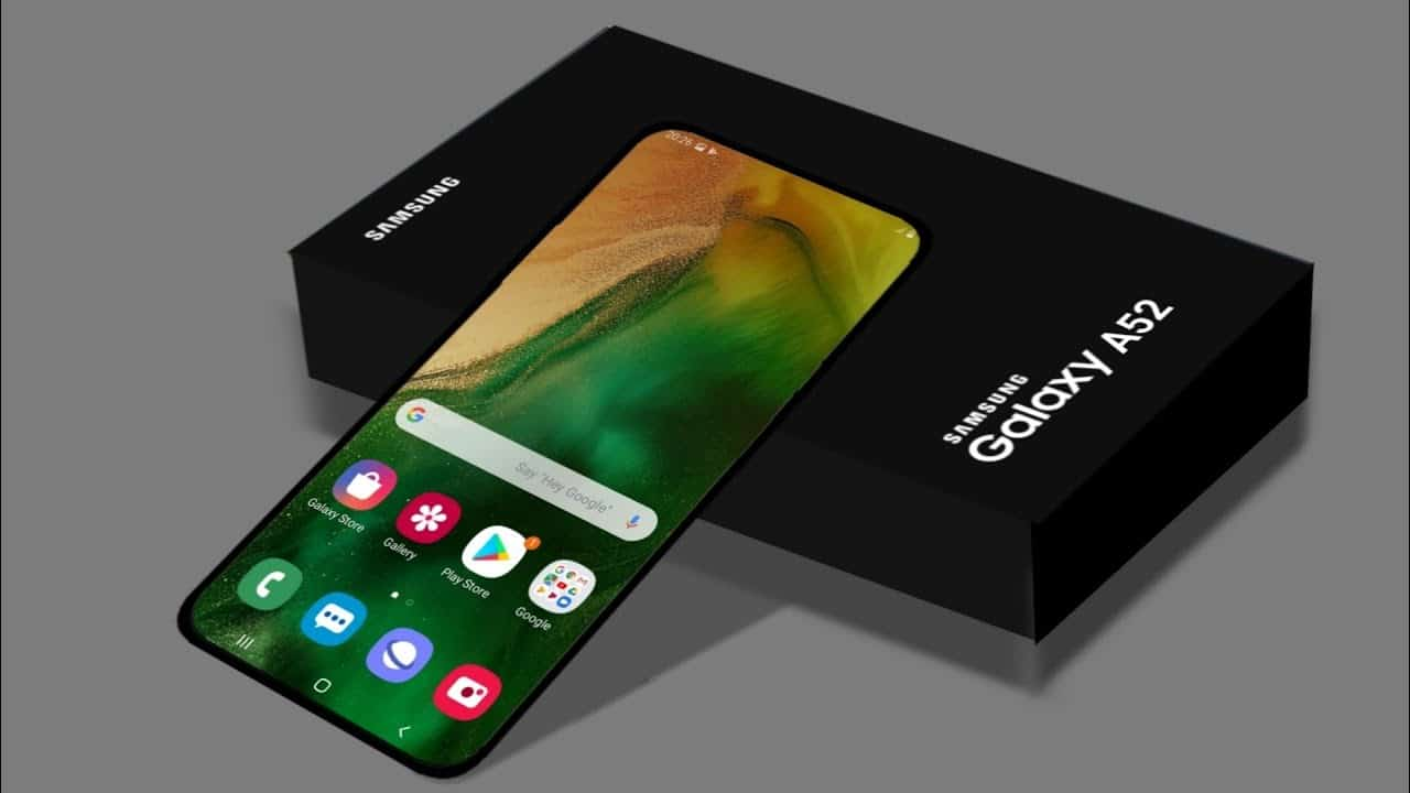 Mengenal Samsung Galaxy A52s 5G 5