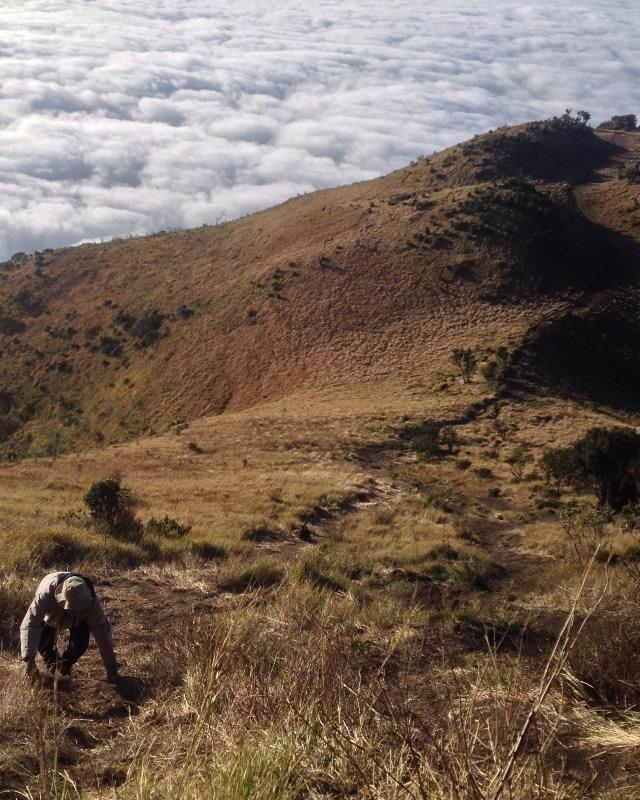 Cerita Mistis Pendaki Gunung Merbabu 3