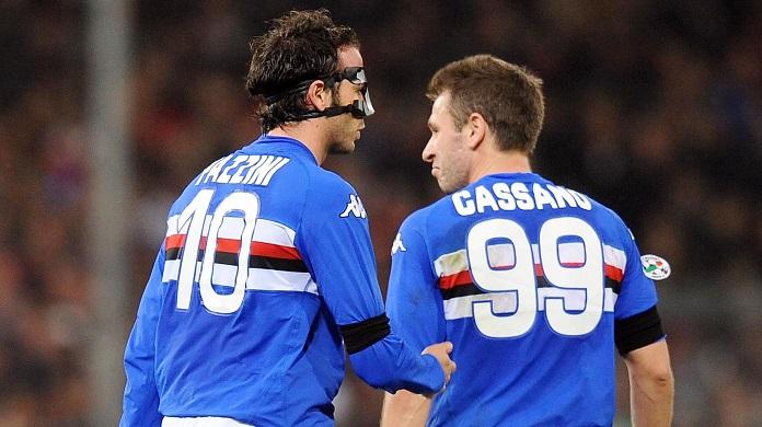 Duet Vialli-Mancini, Pazzini-Cassano di Sampdoria Terbaik Sepanjang Masa 3