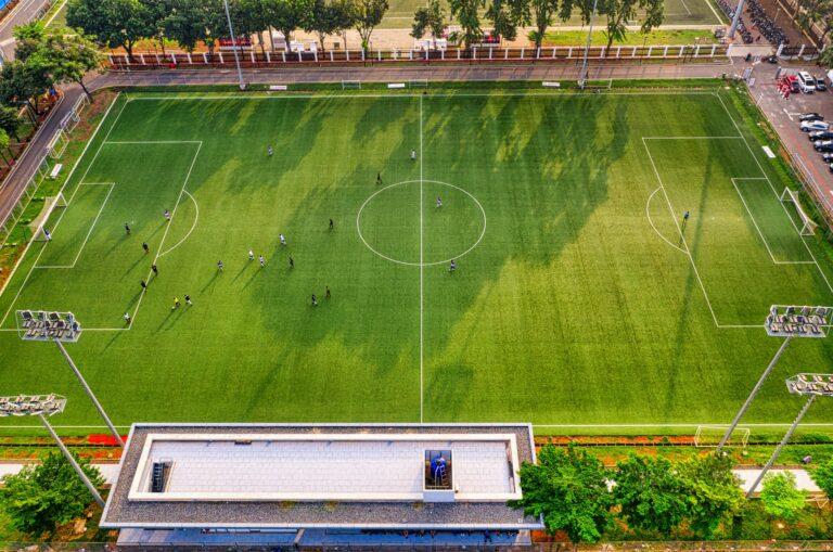 Intip Lapangan Standar Eropa, Lestarindo Soccer Field Boyolali 1