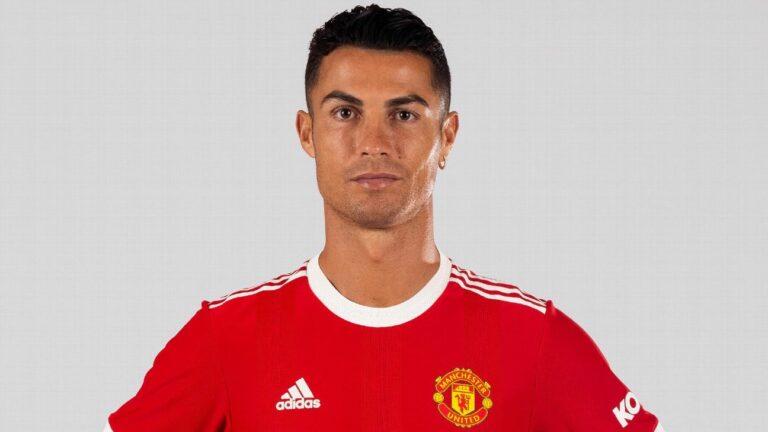 Inilah Susunan Pemain Terbaik Manchester United Pasca Kedatangan Cristiano Ronaldo 1