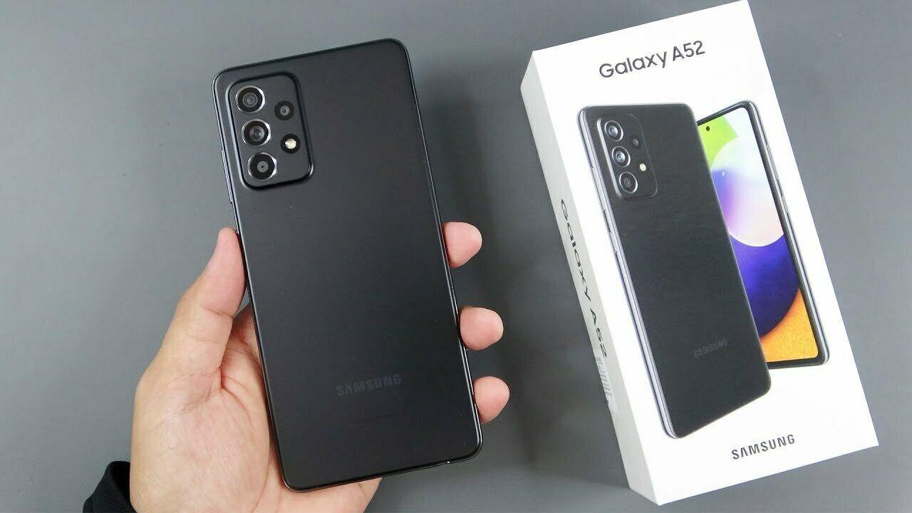 Mengenal Samsung Galaxy A52s 5G 7