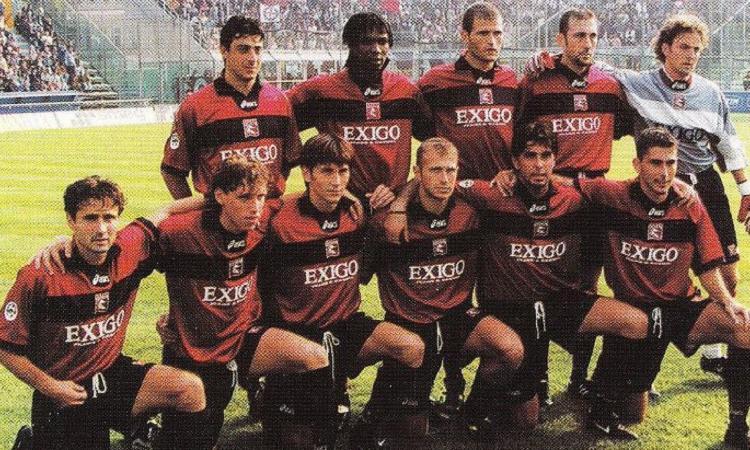 Salernitana 1998/1999