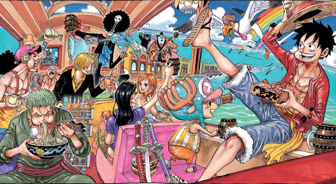 5 Manga Paling Populer Menurut MAL 5