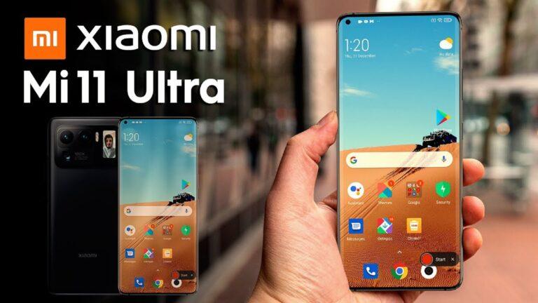 Mengenal Xiaomi Mi 11 Ultra 1