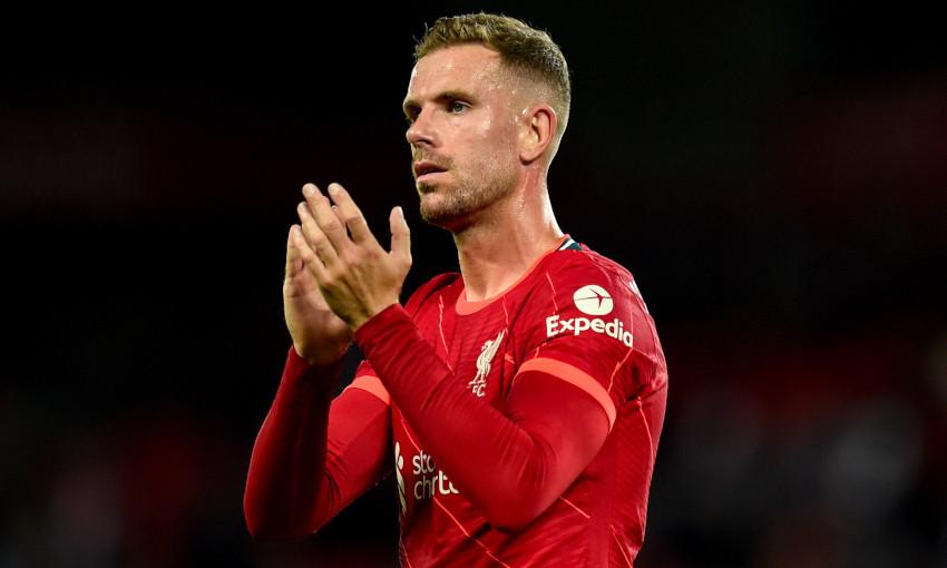Jordan Henderson memperpanjang kontrak dengan Liverpool hingga 2025