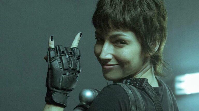 Fakta Menarik Tentang Ursula Carbero, Pemain Tokyo dalam Serial Money Heist 1