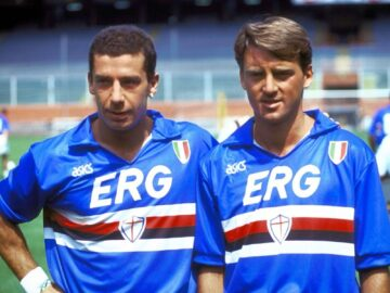 Duet Vialli-Mancini, Pazzini-Cassano di Sampdoria Terbaik Sepanjang Masa 10