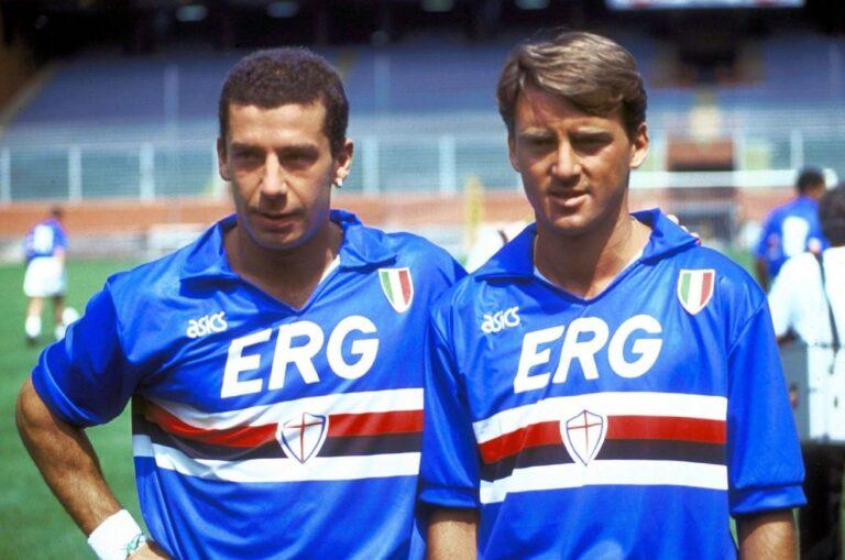 Duet Vialli-Mancini, Pazzini-Cassano di Sampdoria Terbaik Sepanjang Masa 1