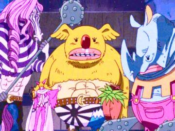 5 Pengguna Buah Iblis Zoan Terkuat di One Piece 8