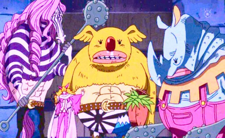 5 Pengguna Buah Iblis Zoan Terkuat di One Piece 1