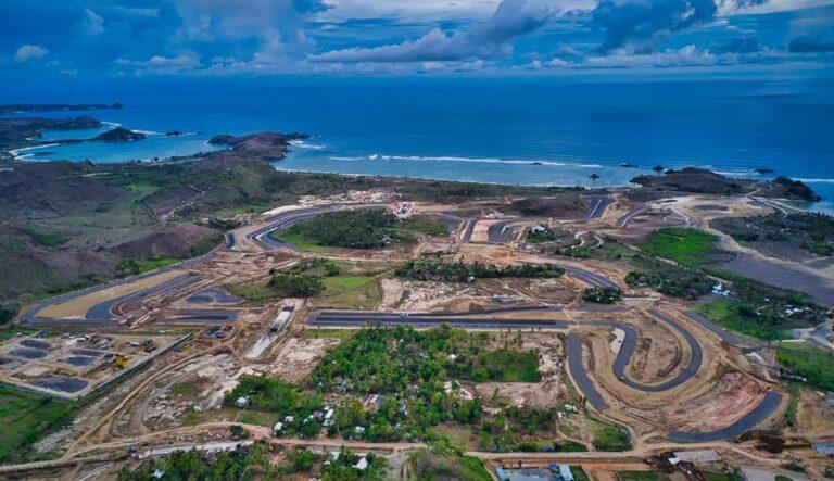 Sirkuit Mandalika, untuk MotoGP 2022 1
