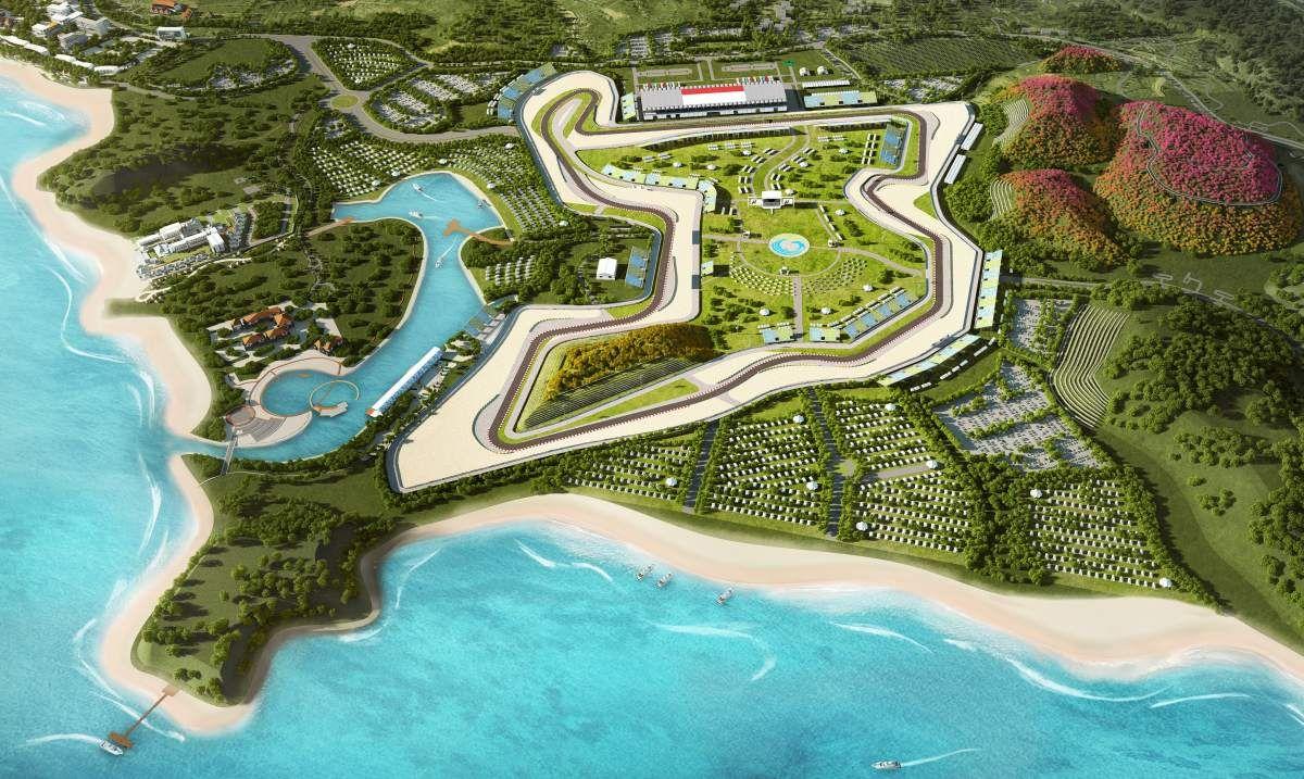 Sirkuit Mandalika, untuk MotoGP 2022 4