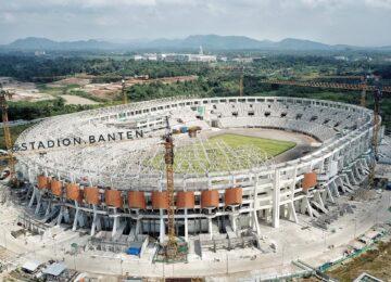 Intip Banten Internasional Stadium, Termegah 1