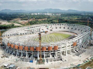 Intip Banten Internasional Stadium, Termegah 10