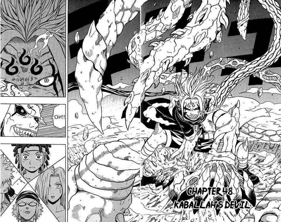 5 Rekomendasi Action Manga dengan Cerita yang Pendek 3