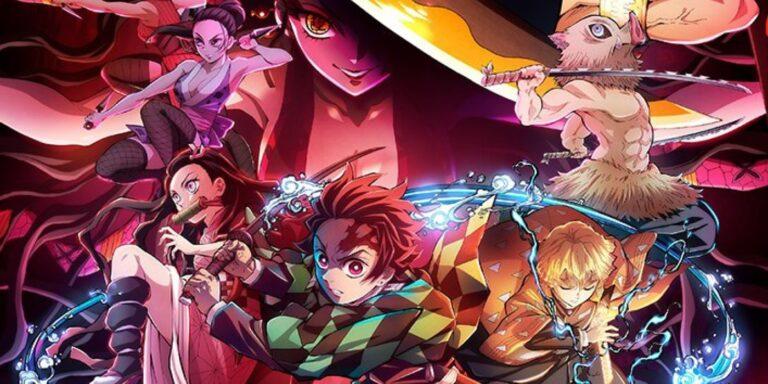 Demon Slayer, Manga yang Meroket Berkat Kepopuleran Animenya 1
