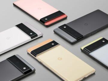 Google Pixel 6 dan Pixel 6 Pro Hadir, Seperti Apa Spesifikasinya? 8