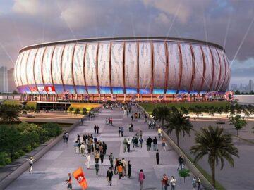 "Intip ""Jakarta Internasional Stadium"" atau JIS 14"