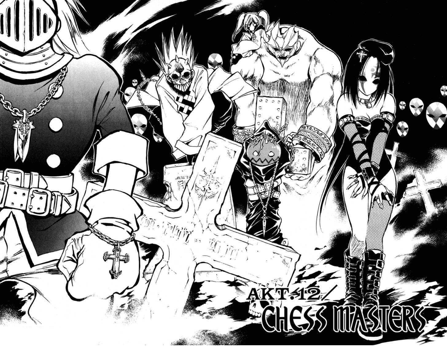 5 Rekomendasi Action Manga dengan Cerita yang Pendek 5
